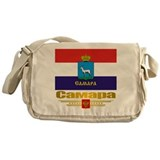 Samara Flag Messenger Bag