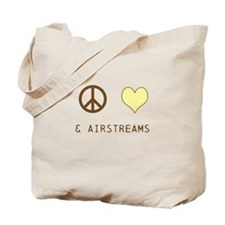 Unique Airstream Tote Bag
