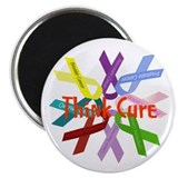 Think Cure Magnet