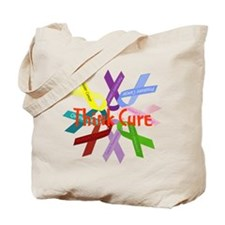Think Cure Tote Bag