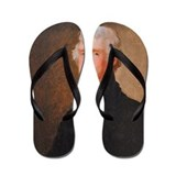 Founding Fathers: Thomas Jefferson Flip Flops