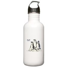 Chill Penguins Sports Water Bottle