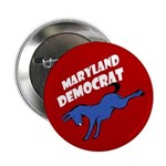 Maryland Democrat Activist Button