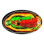 Virgin Monster Sticker (Oval 50 pk)