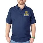VooDoo Kitty Organic Men's T-Shirt (dark)