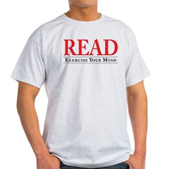 READ-Exercise Light T-Shirt