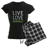 Live Love Nashville  Pyjamas