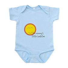 mommys little sunshine baby bodysuit Body Suit