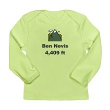 Ben Nevis Long Sleeve Infant T-Shirt