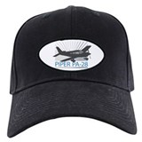 Aircraft Piper PA-28 Baseball Cap