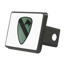 First Cav Hitch Cover
