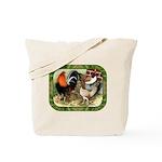 Barnyard Game Fowl Tote Bag