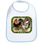Barnyard Game Fowl Bib
