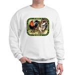 Barnyard Game Fowl Sweatshirt