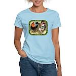 Barnyard Game Fowl Women's Light T-Shirt