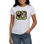 Barnyard Game Fowl Women's T-Shirt