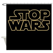 Stop Wars, Parody, Shower Curtain