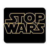 Stop Wars, Parody, Mousepad