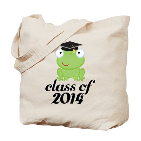 Class of 2014 Frog Tote Bag