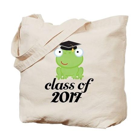 Class of 2017 Frog Tote Bag