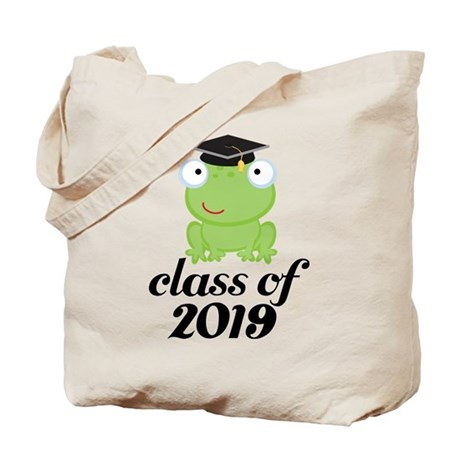 Class of 2019 Frog Tote Bag