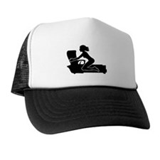 Riding Shotgun Trucker Hat
