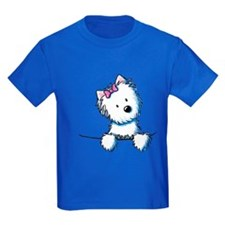 Pocket Westie Girl T