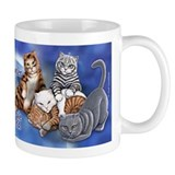 Cats Rule  Tasse
