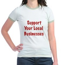 Support Local Businesses T