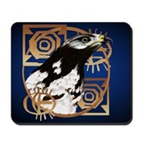 Yardsign A Bird Of The Serengeti.png Mousepad