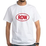 Funny I heart rowing Shirt