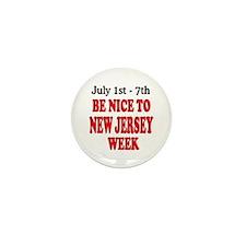 NJ Week Mini Button (10 pack)
