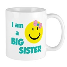 I am a big sister Small Mug