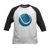 world tennis ball globe Tee