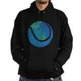world tennis ball globe Hoody