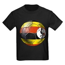 Uganda Football T-Shirts T