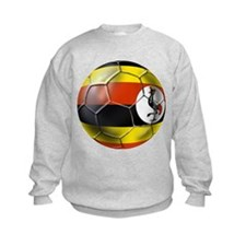 Uganda Football T-Shirts Sweatshirt