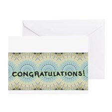 Greeting Card Congratulations1 (Pk of 10)