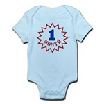 Babys One Month Birthday Infant Bodysuit