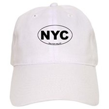 New York City (NYC) Baseball Cap
