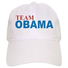 Team OBAMA 2012 Baseball Cap