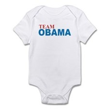 Team OBAMA 2012 Infant Bodysuit