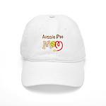 Aussie Poo Dog Mom Cap