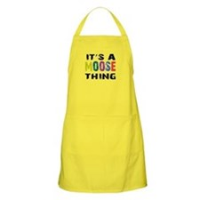 Moose THING Apron