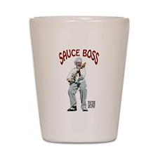 Sauce Boss Live Shot Glass