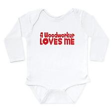 Cute Funny valentines Long Sleeve Infant Bodysuit