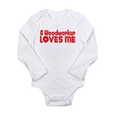 Cute Nerd love Long Sleeve Infant Bodysuit