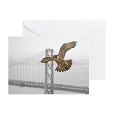 """Gracie with Bridge"" Greeting Cards (Pk of 10)"