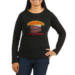 Domingues High School Women's Long Sleeve Dark T-S