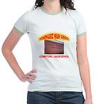 Domingues High School Jr. Ringer T-Shirt